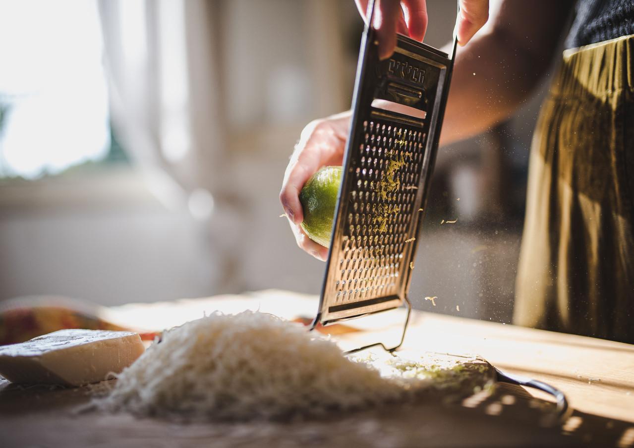 אסף בן משה, אור קפלן, צלם אוכל ותרבות, הכנת פסטו