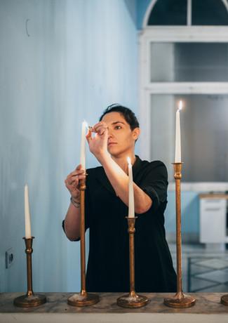 אור קפלן, שלמה 48, אירועים תל אביב 3