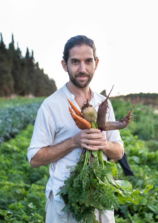שף אסף בן משה, אור קפלן, צלם אוכל ותרבות, פורטרט עסקי