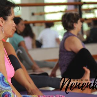 Fotos para clase de yoga