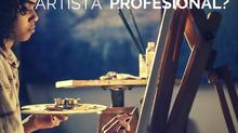 Cómo ser un artista profesional en 5 pasos