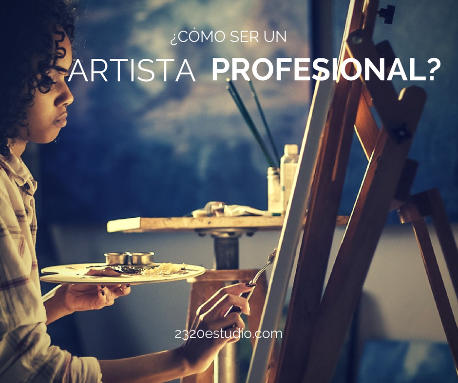 Artista profesional