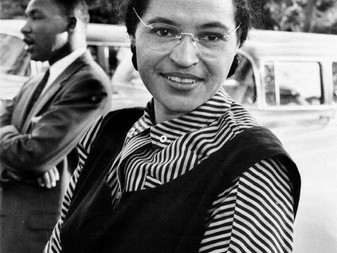 Carta a Rosa Parks