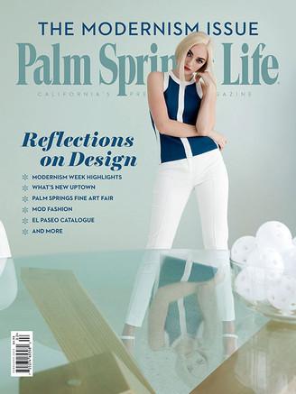 Palm Spring Life Magazine 2015