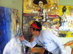 ALEJANDRO LEYVA | Contemporary Cuban