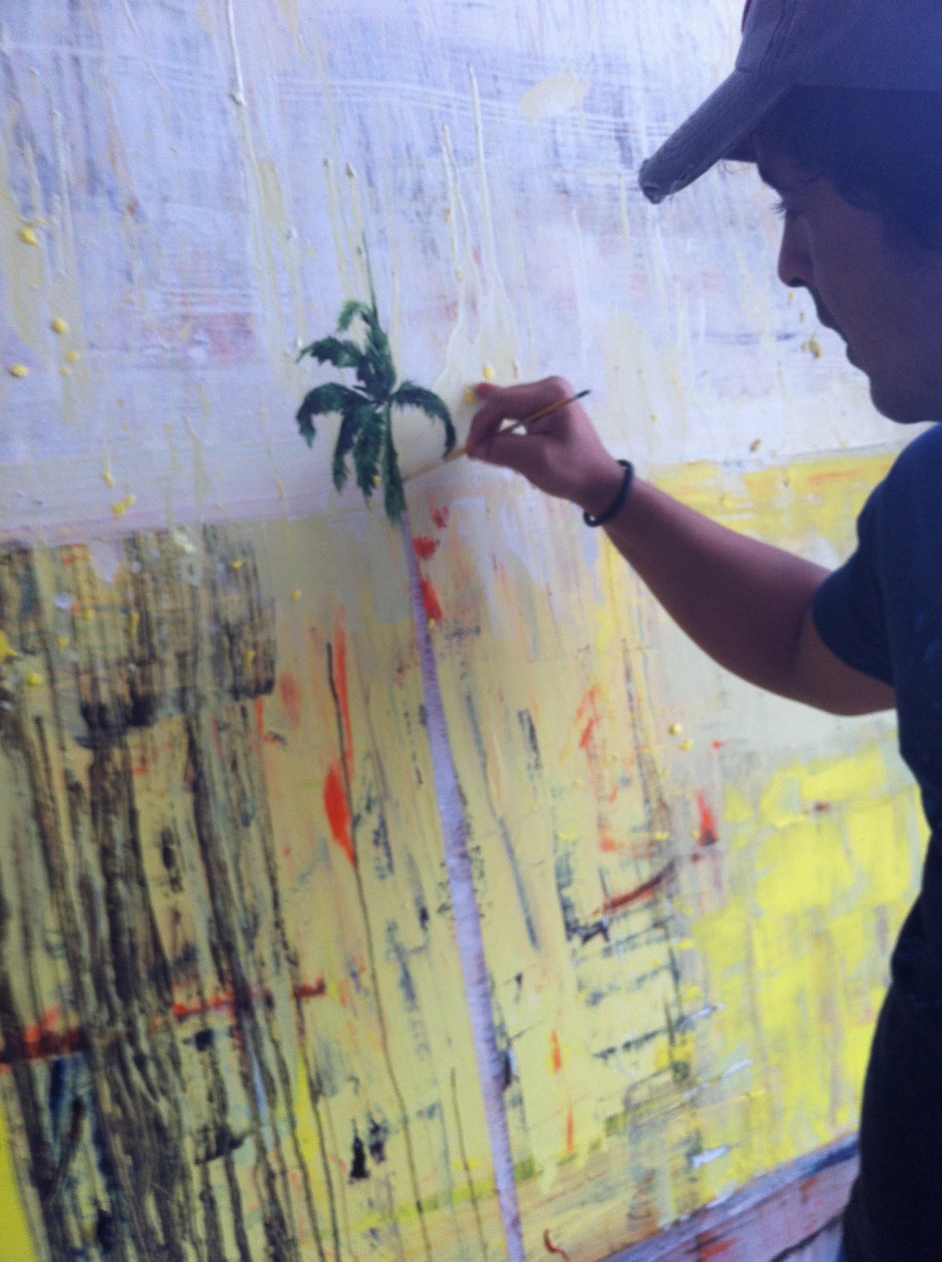 ALEJANDRO LEYVA CUBAN ART