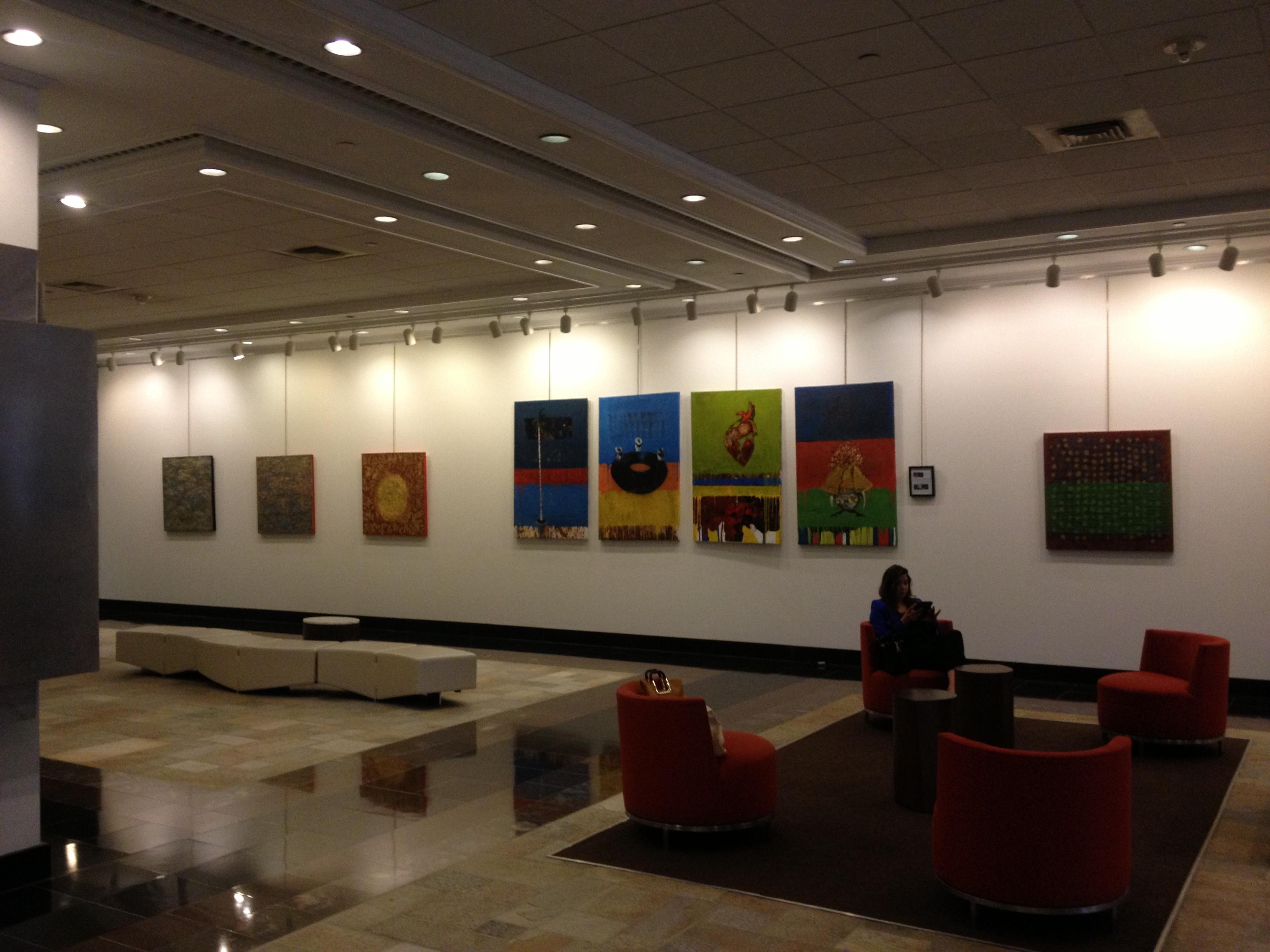 Exhibition Miami FL 2014 
