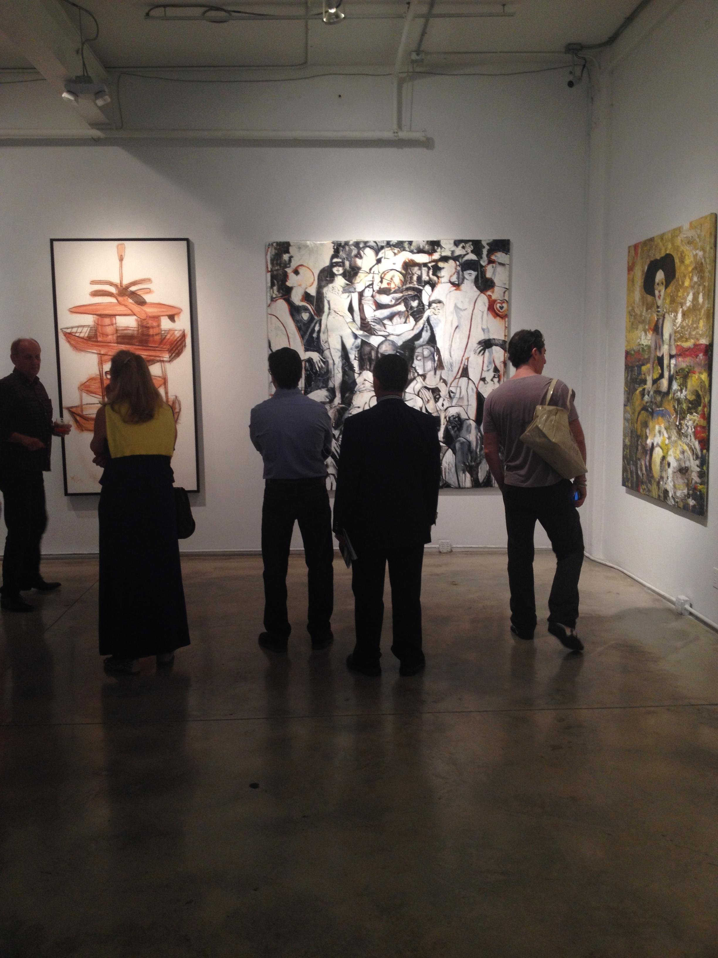 LMNT Gallery Art Basel week