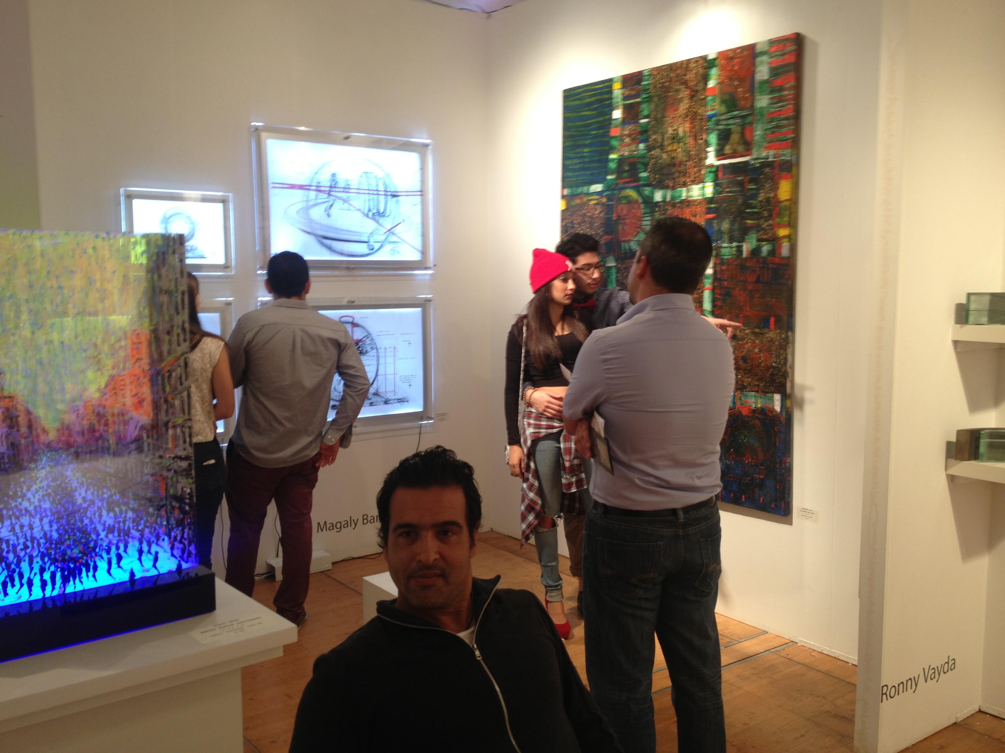 Art Basel week   Spectrum art fair