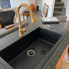 Sink Faucet Rough After