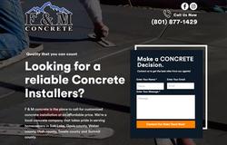 F & M Concrete