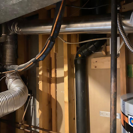Water Heater Upgrade Pipes After