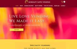 Mobeauty Supply Vending