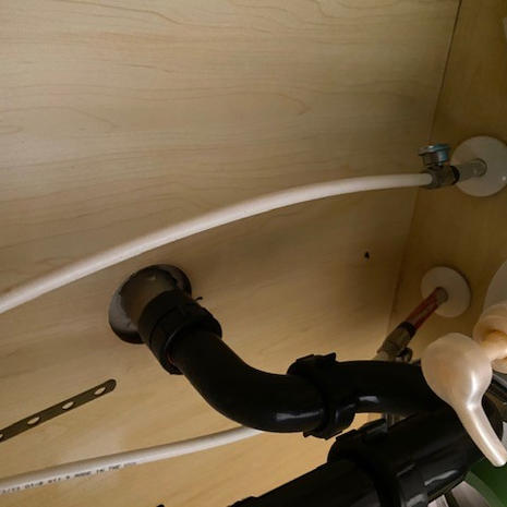 Under Bathroom 2 Sink