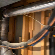 Water Heater Upgrade Pipes Before