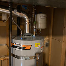 Water Heater Upgrade After