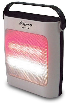 Ridgeway Bluetooth LED Light Multi Media Speaker- bs-116