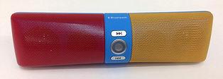 SoundLink Mini Speaker Red-Blue-Yellow