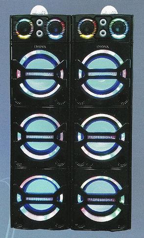 iNOVA Speakers Model: HS-PA610601