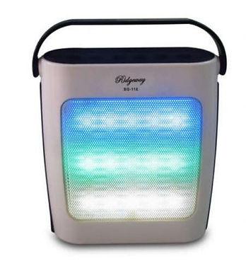 Ridgeway Bluetooth LED Light Multi Media Speaker- bs-116