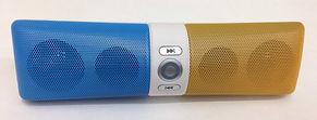 SoundLink Mini Speaker Blue-white-Yellow
