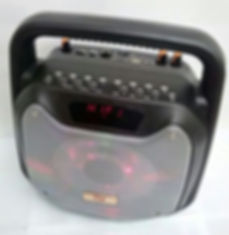 Nutek Smart Wireless Speaker.Model: BT-1165LM