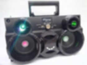 Ridgeway Portable Speaker Model BS-9124