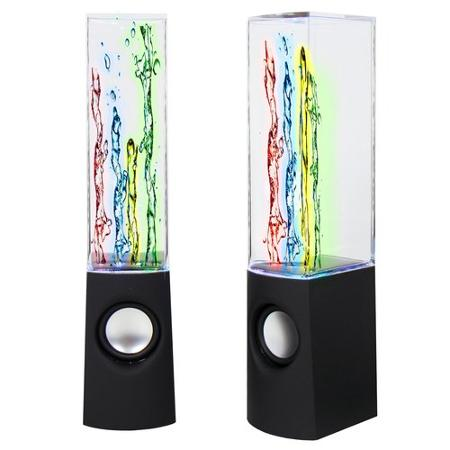 Dancing Water Bluetooth Speaker