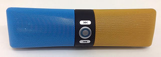 SoundLink Mini Speaker Black-Yellow-Blue