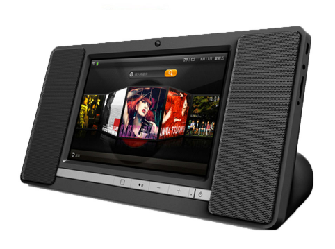 "7"" Intelligent Android Tablet with HiFi Bluetooth Speaker"