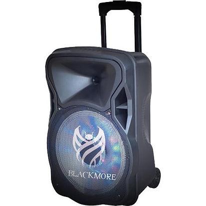 Blackmore BJP-1515BT 15 1000 Watt PA Speaker With LED Lights-15 inch