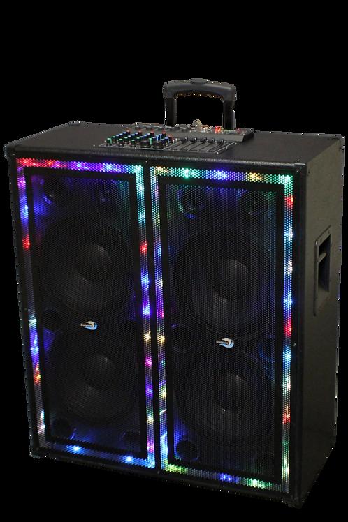 Dolphin Karaoke Speaker SP-128 BT
