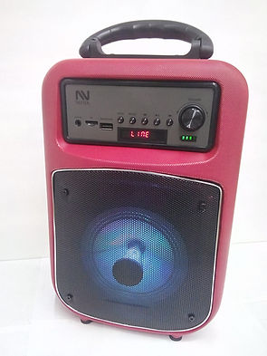 Nutek BT-8153LM- Red