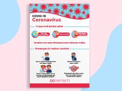 Cartaz Orientação de Saúde