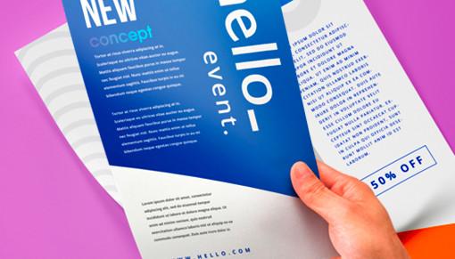 5 Motivos Porque Folhetos são Importantes na Era Digital para Promover seu Negócio