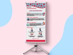 Banner Orientação de Saúde