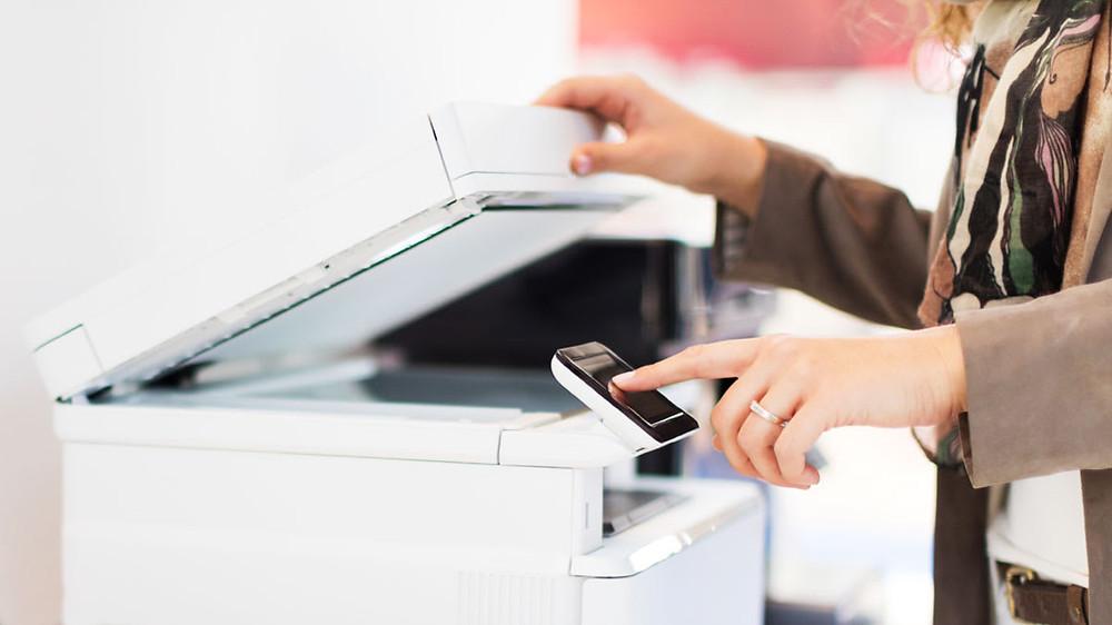 impressão rápida de apostilas e papel timbrado para escritórios