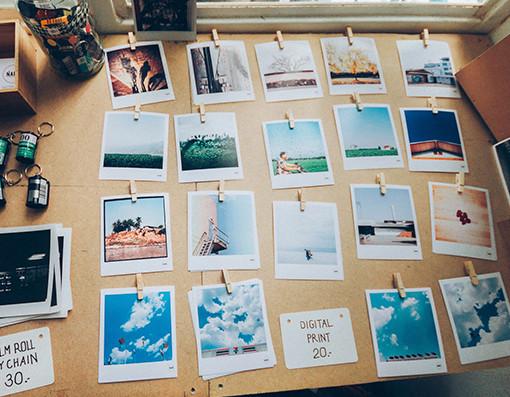 impressao de fotos