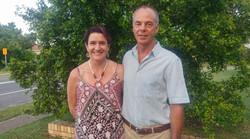 Peter & Rev. Pauline Harley