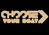 Logo Choose your boat - RVB écran - Be