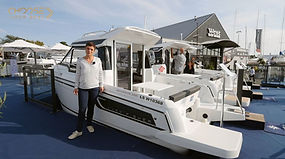 MERRY FISHER 605 Serie2  - JEANNEAU - in English