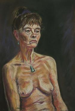 Untitled Nude II.  55x37cm