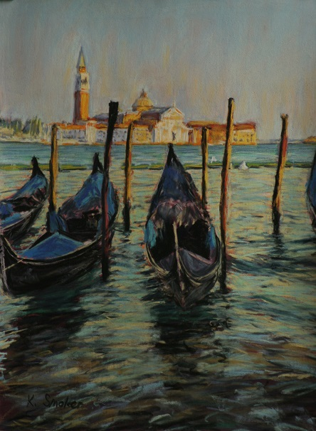 Venice VI.   40x30cm