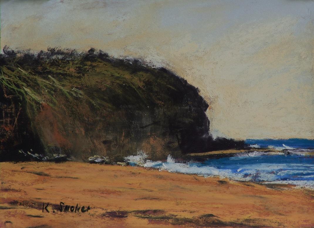 Turimetta Beach V.    6x8in.