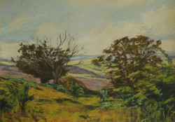 Near Rockley V. 10x14in