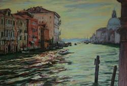 Venice IV.  50x70cm