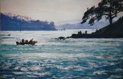 Fishing Near Mrs Macquaries Chair