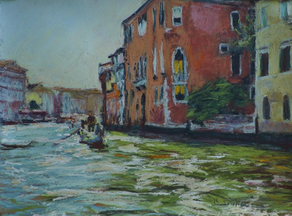 Venice VII.   9x12in