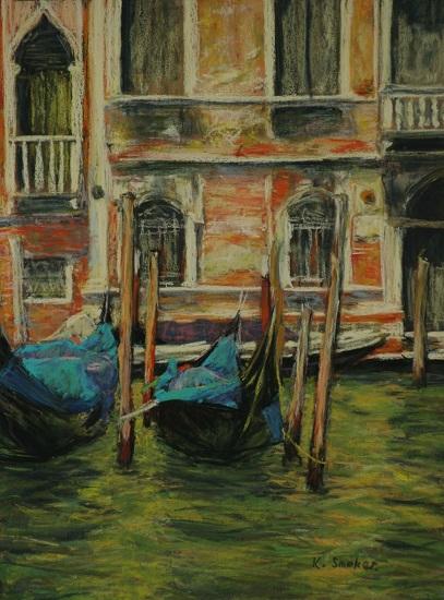 Venice II.  40x30cm