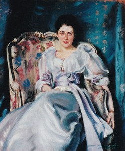 After Sargent - Lady Agnew of Locknaw